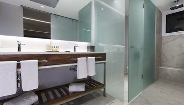 Salle de bains Krystal Grand Suites Insurgentes Ciudad de México