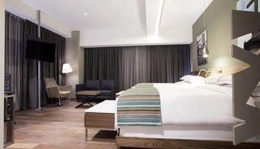 Chambre Krystal Grand Suites Insurgentes Ciudad de México